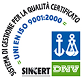 Gamma Dial Certificato ISO 9001